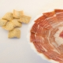 Bandeja de jamon reserva selección IBERDEN al corte 200 gr.
