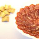 Bandeja de lomo iberico reserva bellota al corte 200 gr.