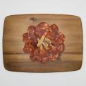Chorizo cular ibérico bellota 1 kg.